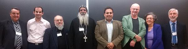 Participants of the CSCS annual symposium