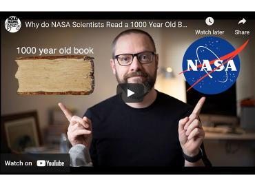 Screenshot Image of Bold Books and Bones YouTube