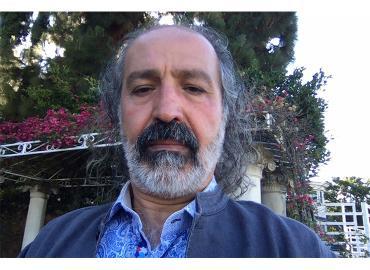 Photo of Professor Tavakoli-Targhi