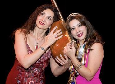 Two Nowruz performers-lead